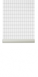 FERM LIVING tapeta GRID