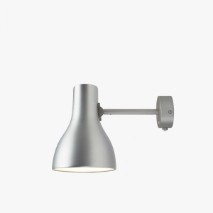 ANGLEPOISE kinkiet TYPE 75 silver lustre