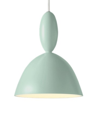 MUUTO lampa wisząca MHY light green