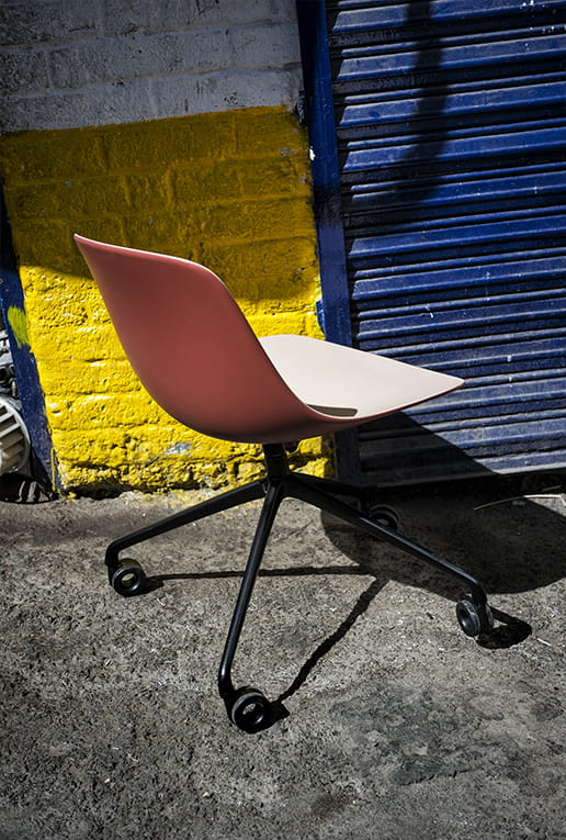 INFINITI krzesło obrotowe na kółkach PURE LOOP BINUANCE
